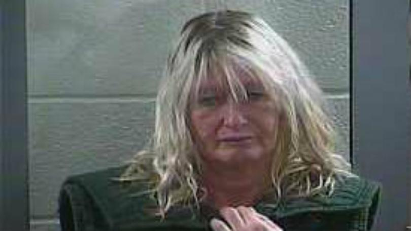 Laurel County Woman Arrested After Ramming Husband's Vehicle And Slapping An Officer