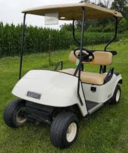 Man Arrested For DUI After Fleeing Police On Golf Cart