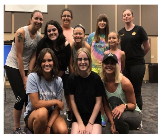 Laurel County Sheriff's Office Graduates Another Women's Self Defense Class