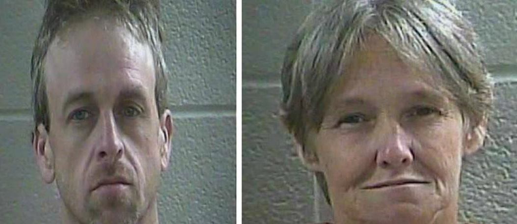 Couple Arrested After They Were Found Asleep In House They Broke Into