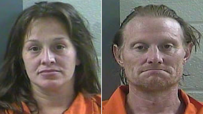Laurel County Couple Arrested After Baby Found With Cuts And Cigarette Burn