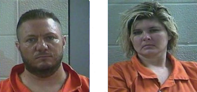 Somerset Couple Arrested In Laurel County For Public Intoxication