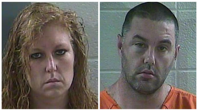 Pair Arrested In Laurel County After Deputies Find Drugs And Paraphernalia
