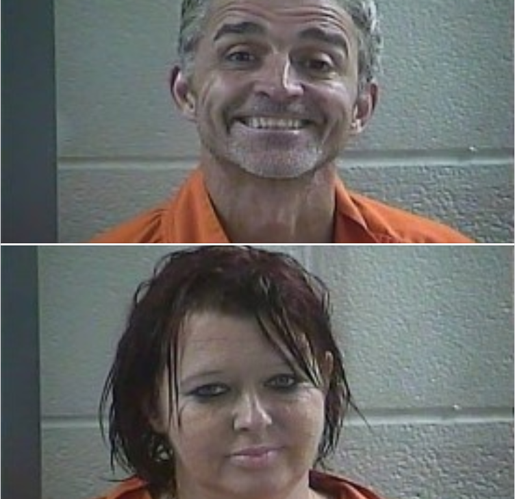 Laurel County Police Catch Up To Couple Wanted On Several Charges
