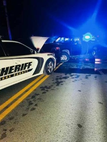 Police Release The Drivers Name In A Knox County Chase Which Ended In Head-On Crash And Gunfire