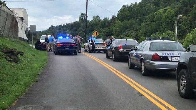 Police Chase In Laurel County Ends With Crash And Arrest In Clay County