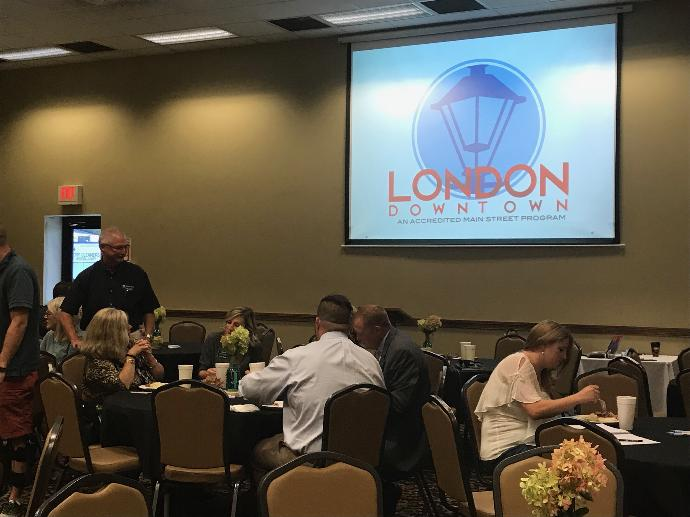 Annual Lunch About London Is Held To Discuss Downtown Revitalization