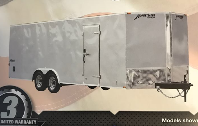 Knox County Police Looking For Trailer Thieves
