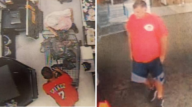 Laurel County Police Looking For Man Who Allegedly Stole Wallet From Walmart Counter