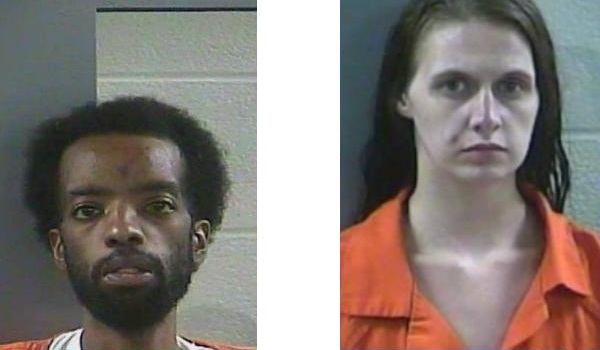 Laurel County Police Arrest Pair Accused Of Stealing Pallets