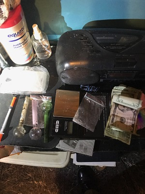 Knox County Couple Arrested On Drug Charges
