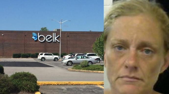 Woman Accused Of Shoplifting $2,600 Of Merchandise