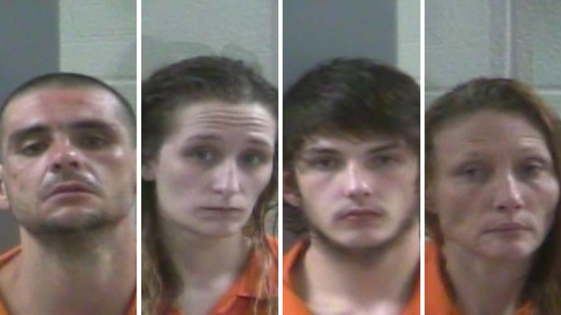 Laurel County Traffic Stop Leads To Four Arrests