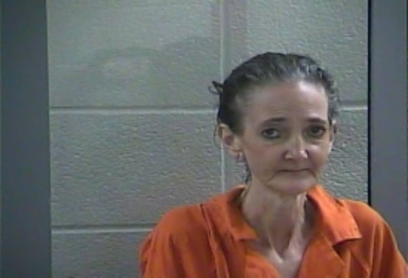 Woman Arrested For Shoplifting