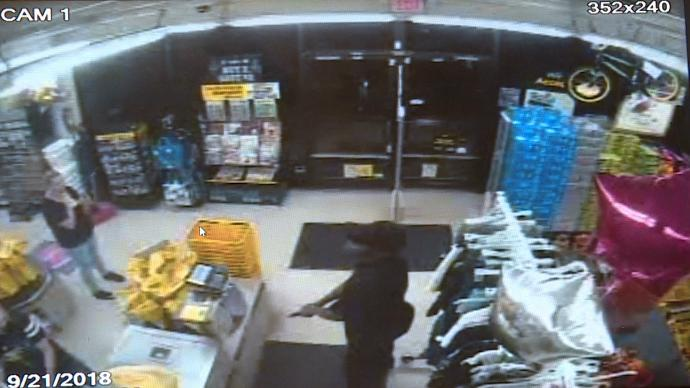 Police In Williamsburg Search For Man Accused Of Robbing Store At Gunpoint