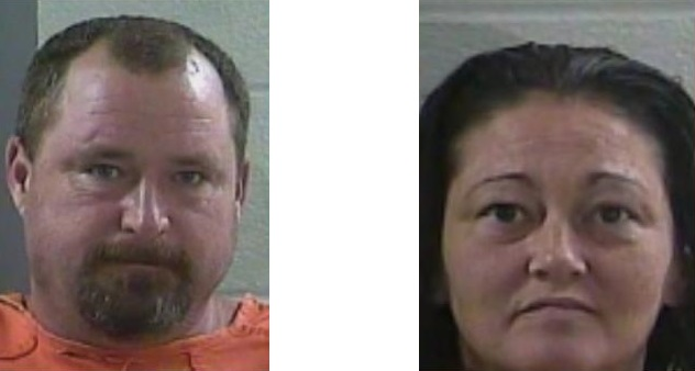 Two People Arrested In Laurel County Drug Investigation