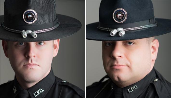 London PD Names New Sergeants