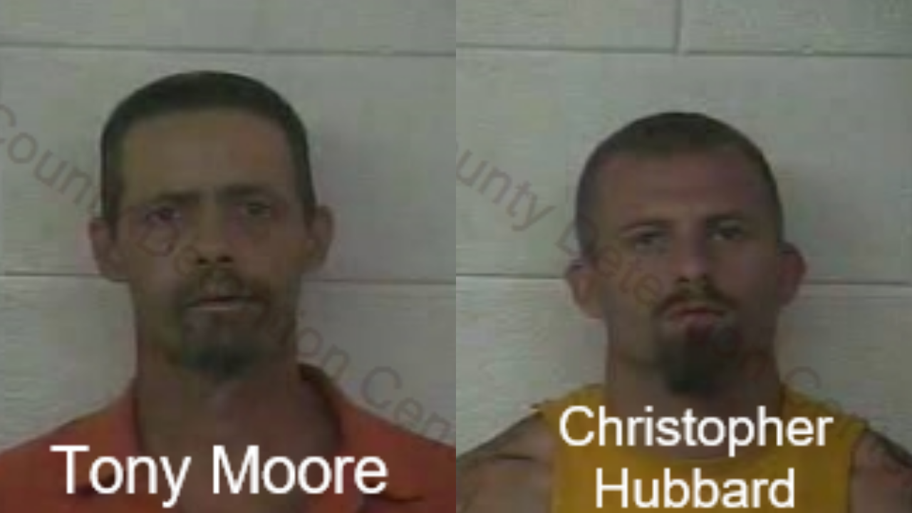 Two Arrested In Knox County After Police Find Guns, Meth And Counterfeit $2 Bills