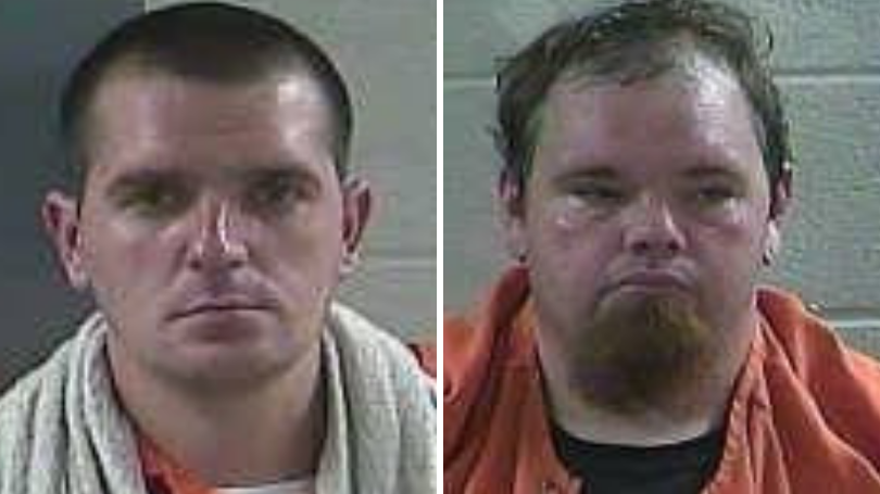 Two Men Arrested In Laurel County After One Of Them Was Found Walking In The Road