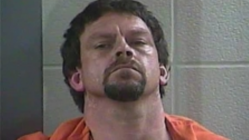 East Bernstadt Man Arrested During Traffic Stop After Admitting To Smoking Marijuana And Snorting Pill
