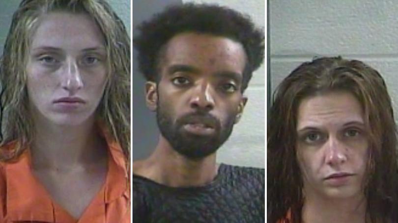 Three Arrested In Laurel County After Allegedly Smoking Meth Near Children