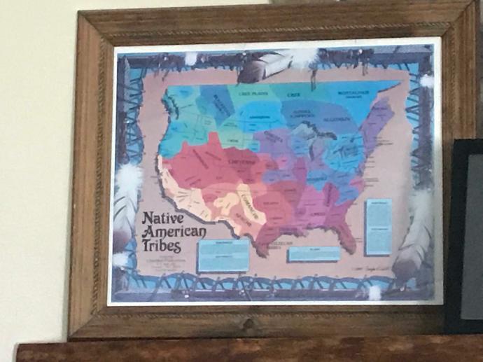 Corbin Woman Represents Native Americans In Kentucky