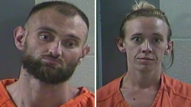 Traffic Stop In Laurel County Leads To Two Drug Arrests