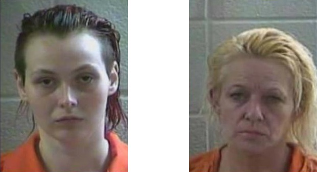 Two People Arrested In Laurel County After Children Are Found In Home With Meth Pipes And Needles