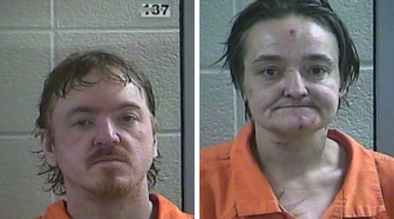 Man And Woman Jailed After Disturbance Complaint In Laurel County