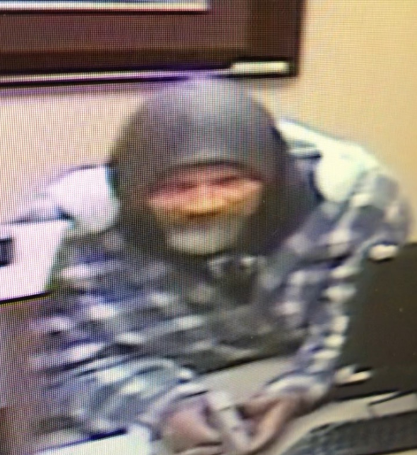 Corbin Police Investigate Bank Robbery