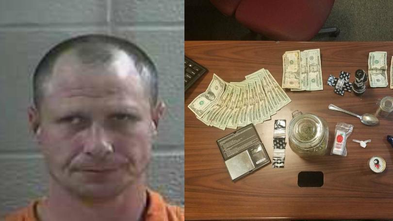 Man Arrested In Laurel County For Drug Trafficking Near Elementary School