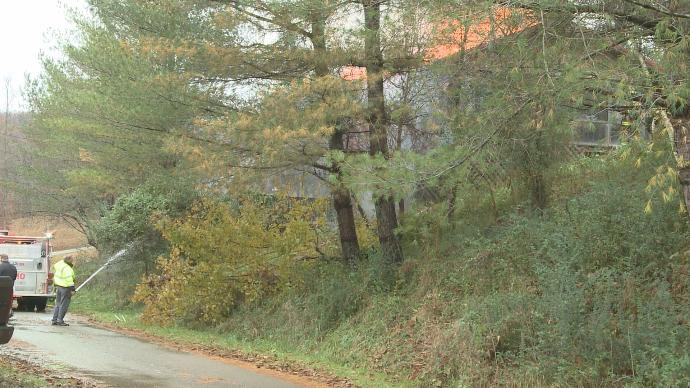 Fire At Abandoned House In Knox County Under Investigation