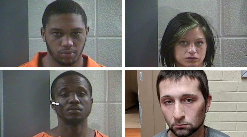 London And Laurel County Police Join Forces To Arrest 4 People After Car Chase