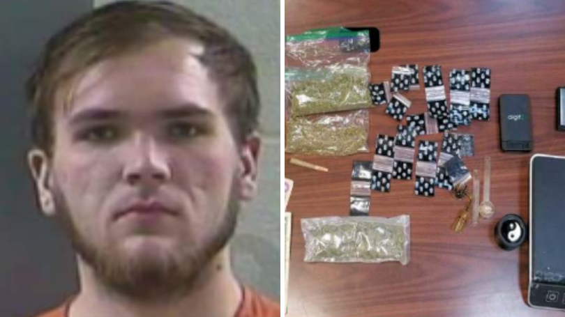 Laurel County Traffic Stop Leads To Drug Bust