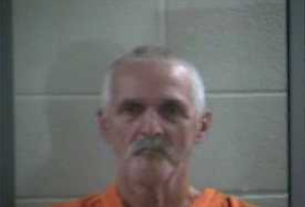 Man Arrested In Laurel County After Leaving Muddy Trail In Someone Else's Yard