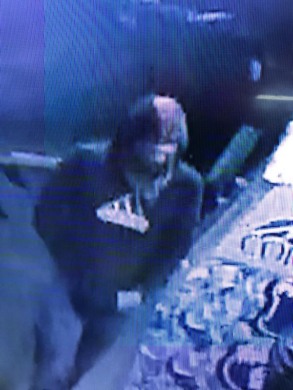 Knox County Police Looking For Robbery Suspect