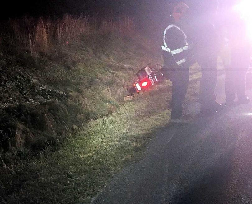 Laurel County Man Dead And 12 Year Old Injured In Motorcycle Crash