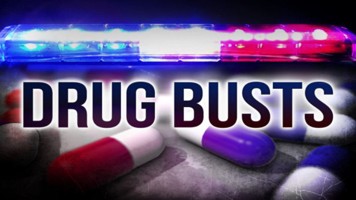 Couple Arrested On Drug Charges In Knox County