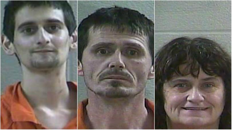 Short Chase In Laurel County Leads To Three Arrests