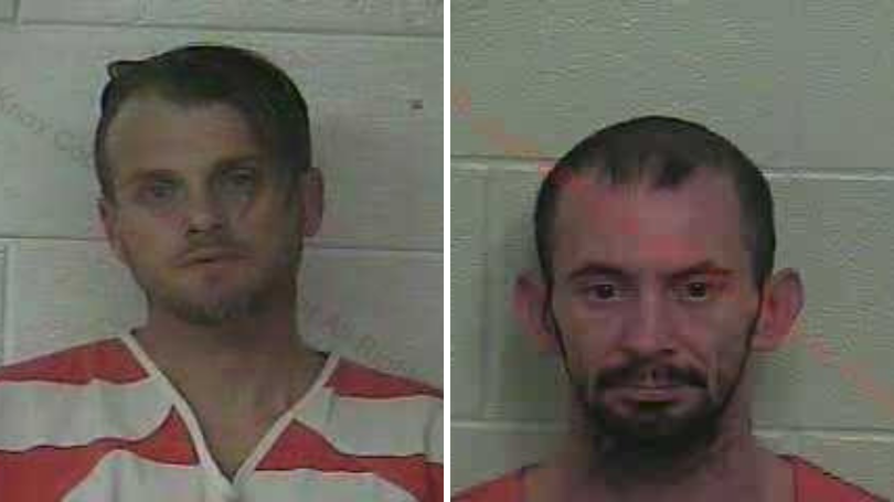 Two Arrested In The Burglary And Arson Of Accused Murderer's Home