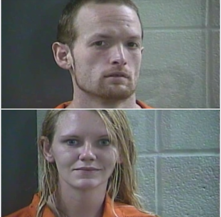Wanted Couple Arrested After They Were Caught Trespassing