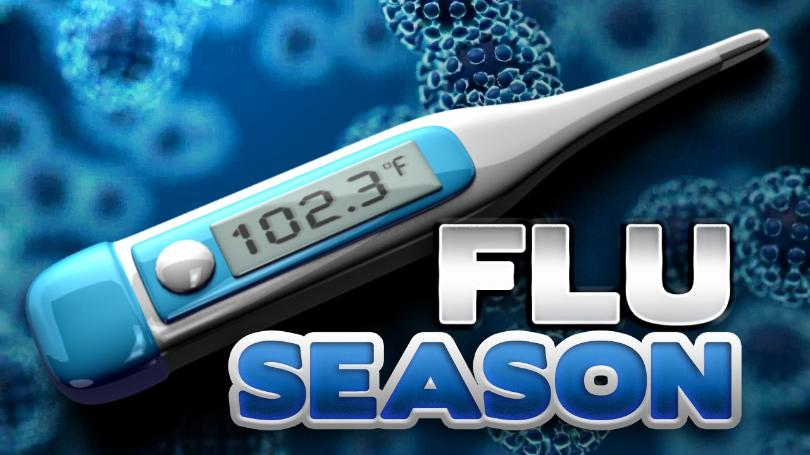 Flu Activity Reported To Be Widespread In Kentucky