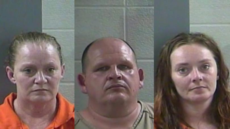 Three Arrested In Laurel County Drug Bust   WYKY Somerset 106 1 FM