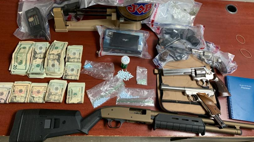 Knox County Drug Bust Nets Four | SAM 103 9 FM WWEL | Today's Pop Hits