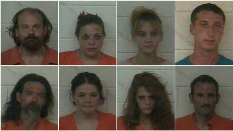 Knox County Drug Bust Nets 8 | SAM 103 9 FM WWEL | Today's