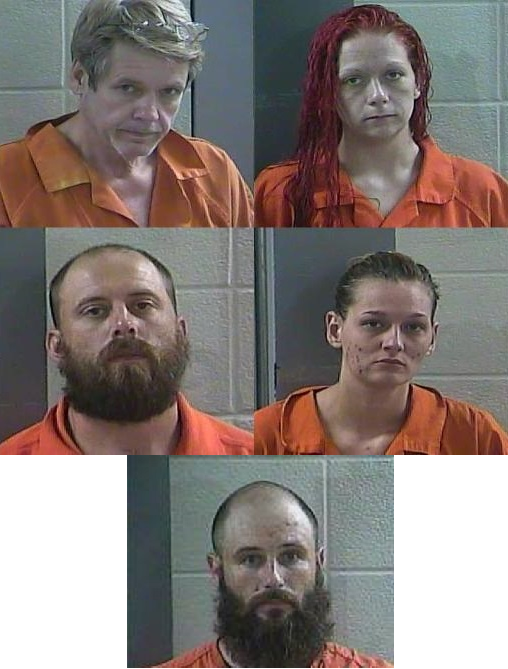Five Arrested In Laurel County Drug Busts | SAM 103 9 FM