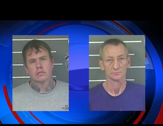 Two men arrested in connection to the murder of Pikeville police officer