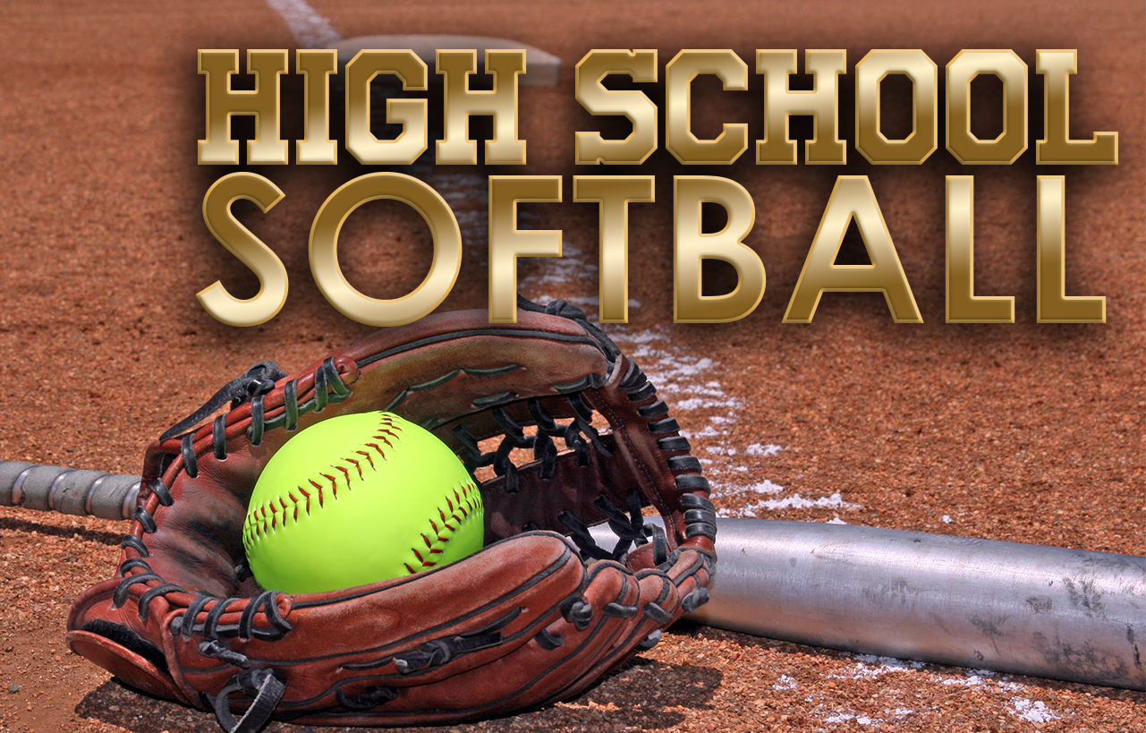 High school softball update April 27