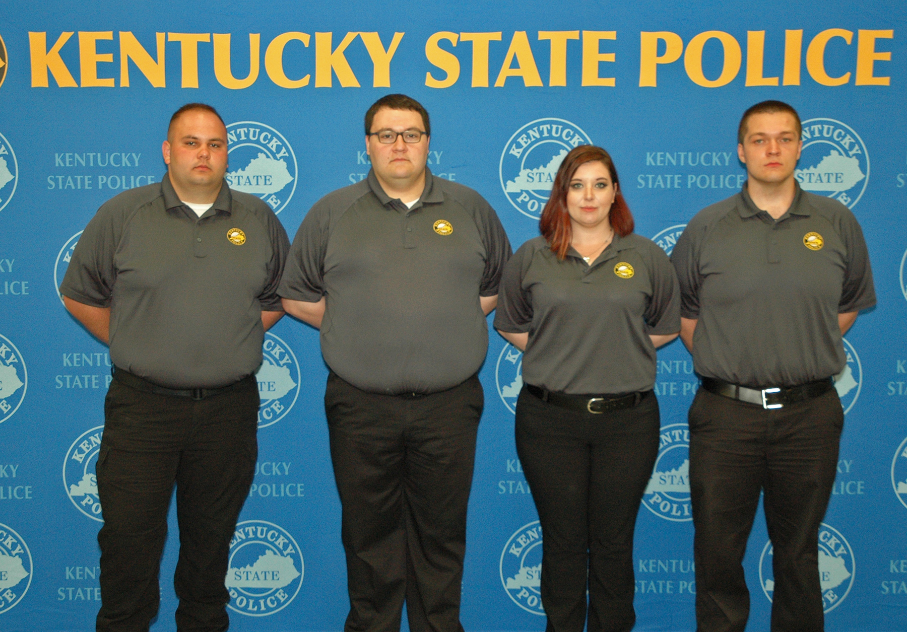 Letcher Countian among 18 graduated from KSP Telecommunications Academy