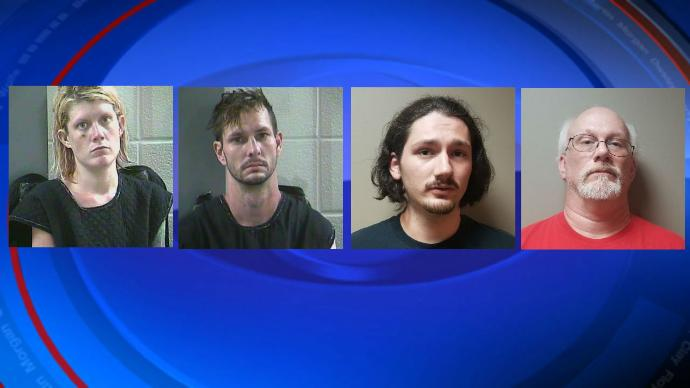 Four people including daughter charged in murder of Laurel County missing woman